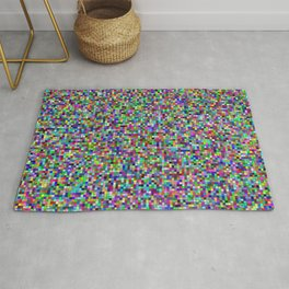 color rectangles 005 Rug