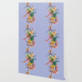 Voilent Summer Wallpaper
