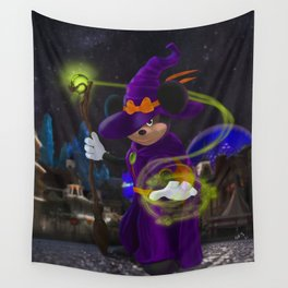 Guardian of the Realm  Wall Tapestry