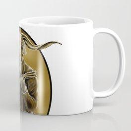 Caprine Troubadour Coffee Mug