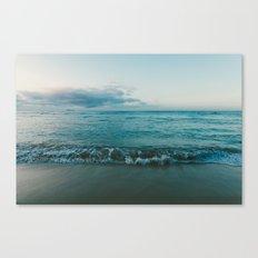 vctn 02 Canvas Print