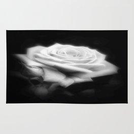 Pink Roses in Anzures 3 Dark Rug