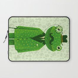 Mr. Frog Laptop Sleeve