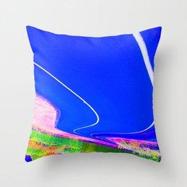 211 – Road Trip Throw Pillow