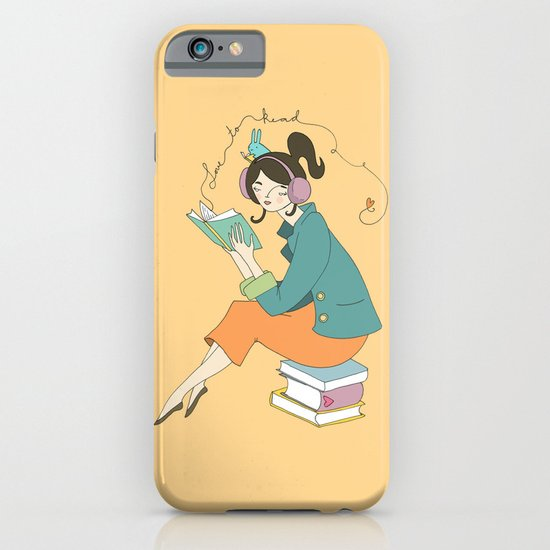 Love to Read iPhone & iPod Case