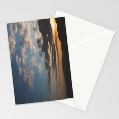 Sunset Hike Los Angeles Stationery Cards