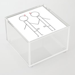 Lover Boy Acrylic Box