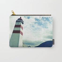 Lighthouse in norway Carry-All Pouch