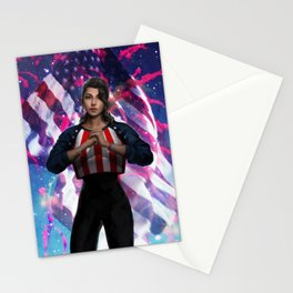 America Chavez Stationery Cards