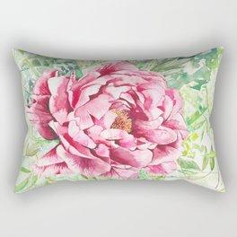 Peonie Rectangular Pillow