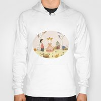 easter Hoodies featuring Easter by Judith Loske