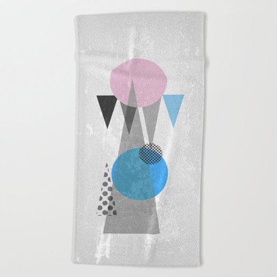Genitrix Beach Towel
