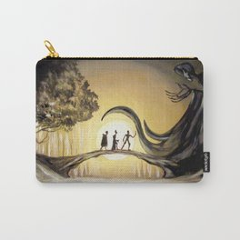The Tale of the Three Brothers Carry-All Pouch