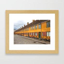 Danish Perspective Framed Art Print
