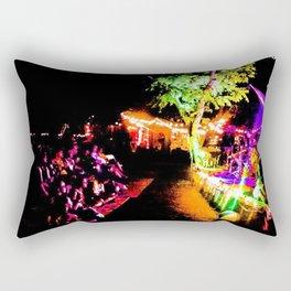 Rock Show Rectangular Pillow