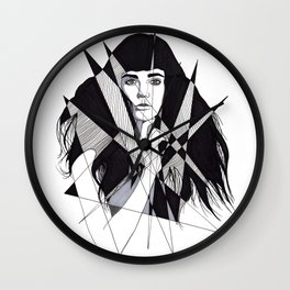 all of my dreams are memories Wall Clock