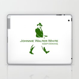 Johnnie Walter White Laptop & iPad Skin
