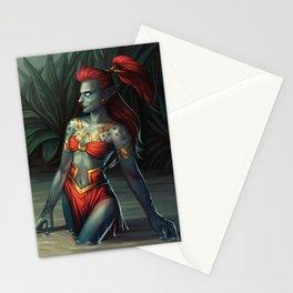 The Zandalari Stationery Cards
