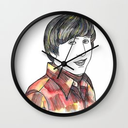 Howard Wolowitz Wall Clock