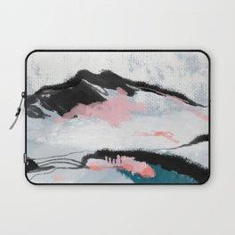 snow mountain Laptop Sleeve