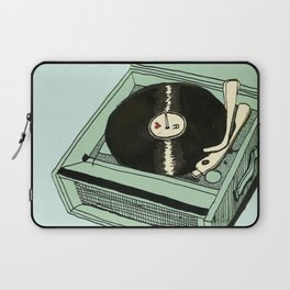 Record Player Laptop Sleeve