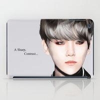 exo iPad Cases featuring A Contrast by TheRmickey