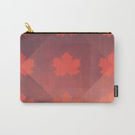 Maple Sunset Carry-All Pouch