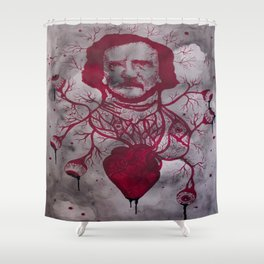 Poe Me Another Shower Curtain