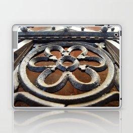 Iron Flower Laptop & iPad Skin