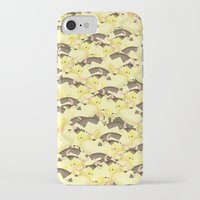 cows iPhone & iPod Cases featuring Cows by Ana Elisa Granziera