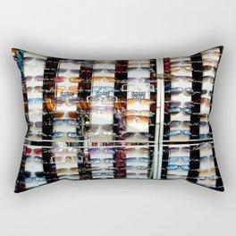 Opti-mism Rectangular Pillow