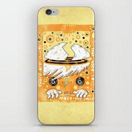 Fat Berts window iPhone Skin