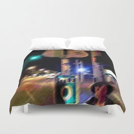 Mile 0 Duvet Cover
