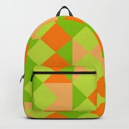 Minimal Geometric Wanderlust Numen Backpack