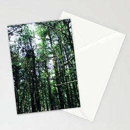 Vivid Tall Tall Trees Stationery Cards