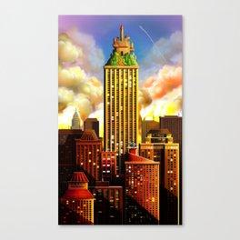 A bautiful day Canvas Print