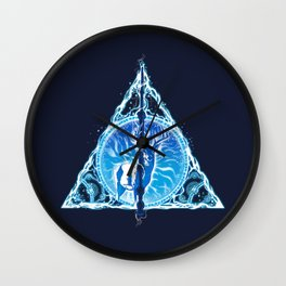 Magic Deer Wall Clock