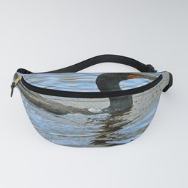A Nice Day for a Swim Fanny Pack