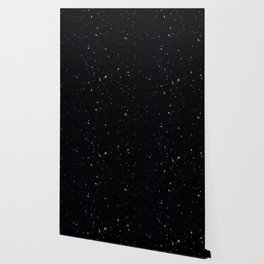 Rainbow Constellations Wallpaper