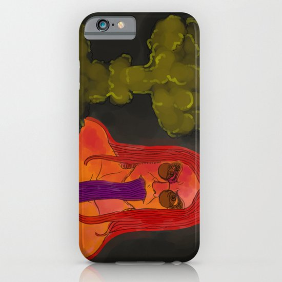 """13"" by Virginia McCarthy iPhone & iPod Case"