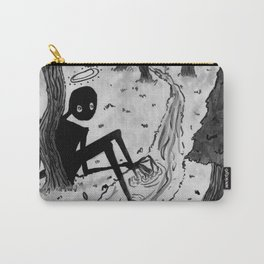 Lurking in The Woods Carry-All Pouch