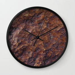 GeologyRocks_39 Wall Clock