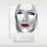 hedwig Shower Curtains featuring Hedwig by aesthetic_vampy