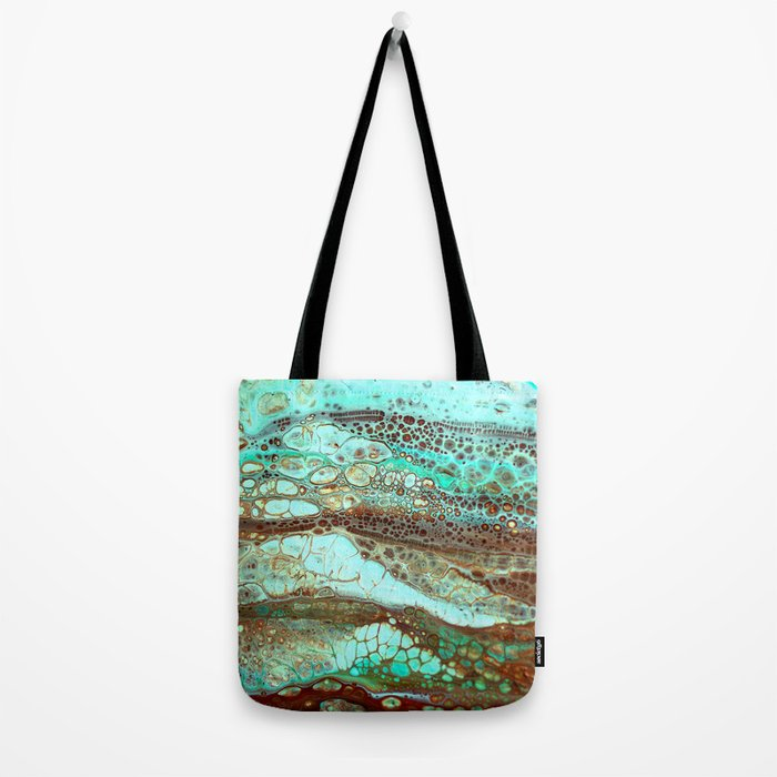 Abstract Annemarie Tote Bag