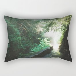 Into The Mist 1 Rectangular Pillow