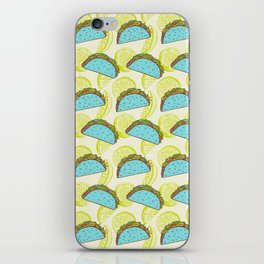 Taco Time iPhone Skin