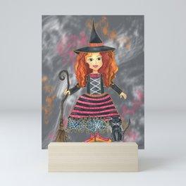 Zelda the Good Witch Mini Art Print
