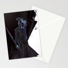 TPoH: Bringing the house down Stationery Cards