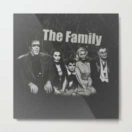 The Family Metal Print