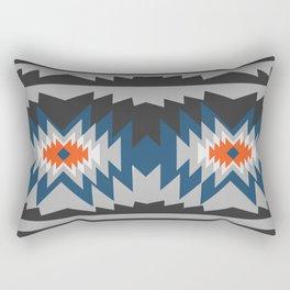 Wintry ethnic pattern Rectangular Pillow
